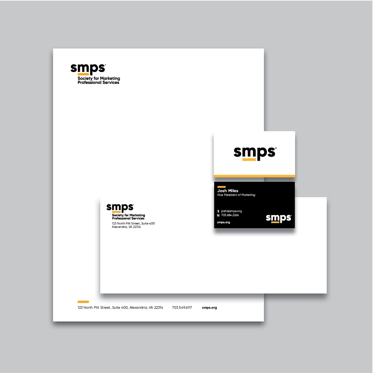 SMPS Stationery